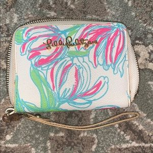 Lilly Pulitzer Wristlet